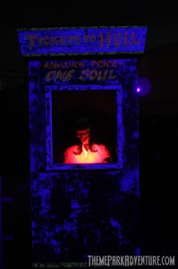 Alice Cooper Goes to Hell 3D at Halloween Horror Nights Hollywood