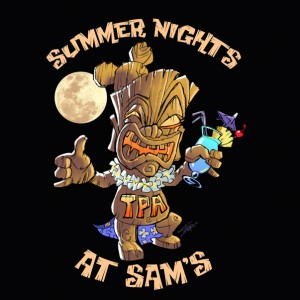Summer Nights at Trader Sam's TPA logo