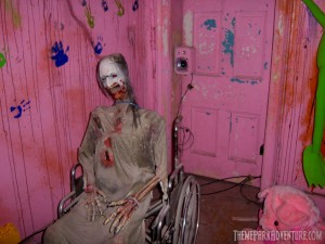 Land of Illusion Haunted Scream Park
