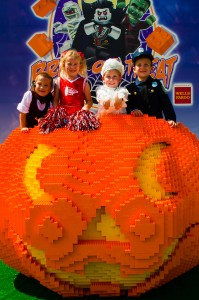 Legoland Florida Brick-or-Treat