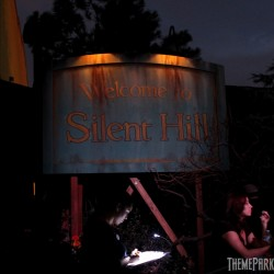 Welcome to Silent Hill at Halloween Horror Nights Hollywood Universal Studios Hollywood