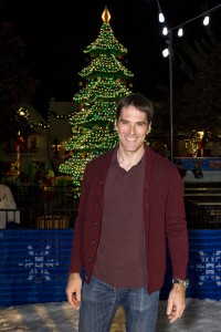 Thomas Gibson at Legoland California