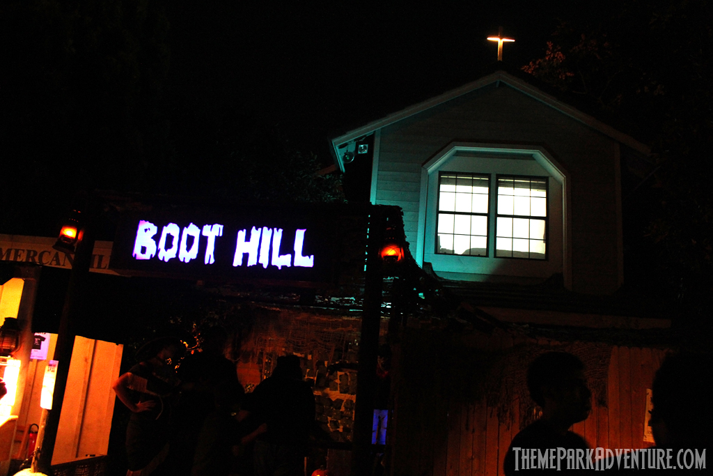 Boot Hill Irvine California