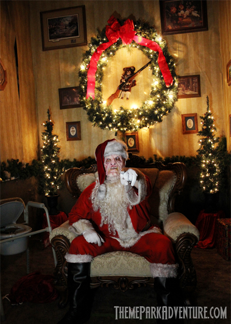 """Sinister Pointe """"Not So Merry"""" Holiday Haunt"""