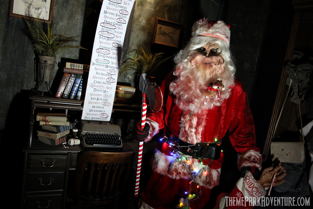 Sinister Pointe Not So Merry Holiday Haunt