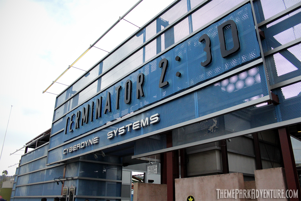 Terminator 2:3D at Universal Studios Hollywood