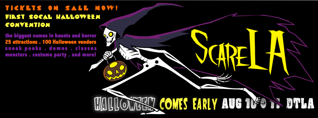 ScareLA Los Angeles Halloween Convention