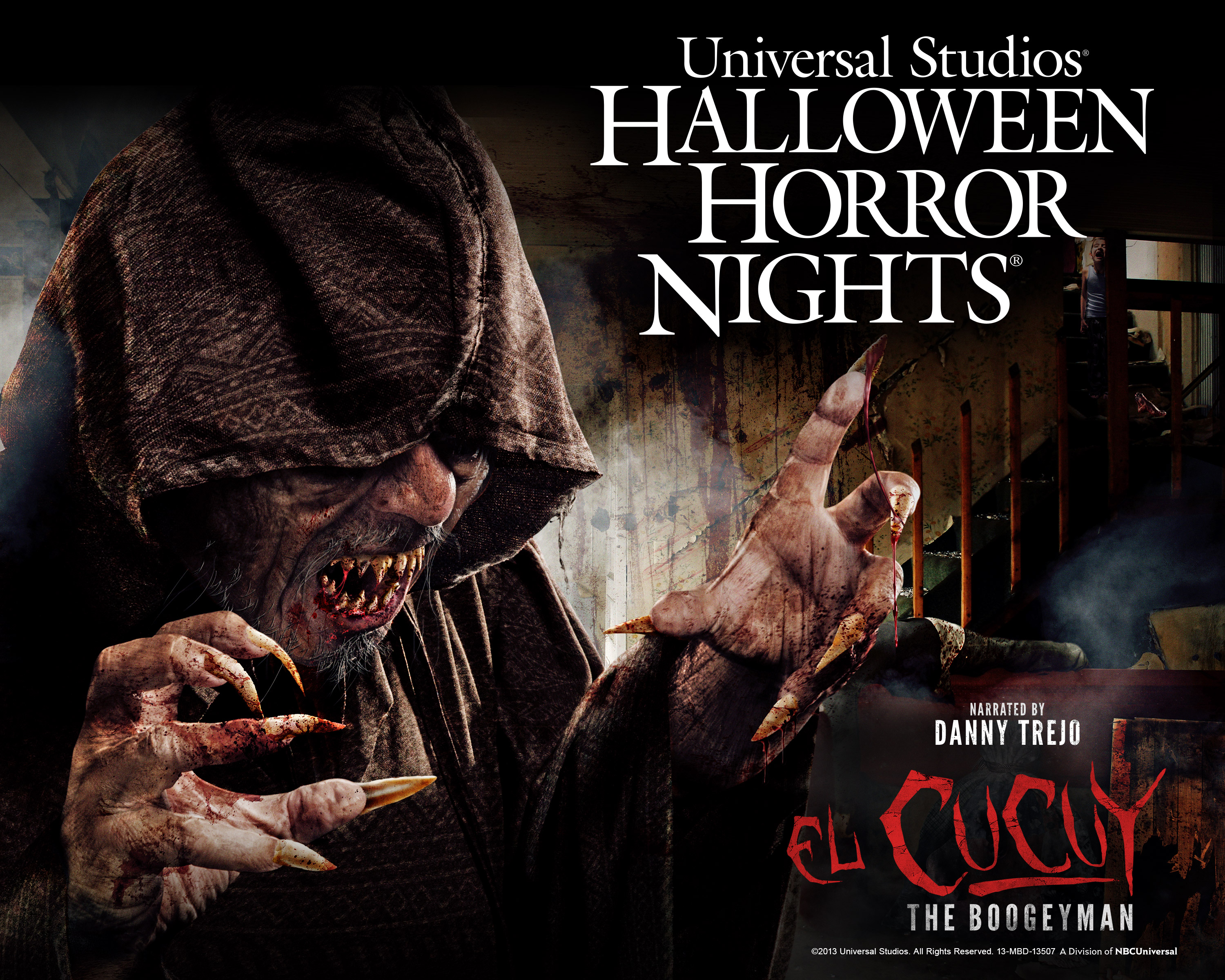 Halloween Horror Nights 2013 Tickets Now on Sale - Theme Park ...