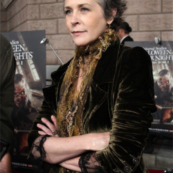 "Melissa McBride from ""The Walking Dead"""