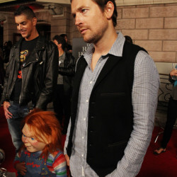 "Leigh Whannell from ""SAW"" and ""Insidious"""
