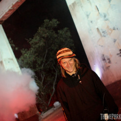 Justin Meyer, Creative Director of LA Haunted Hayride