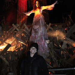 Melissa Carbone, owner of LA Haunted Hayride