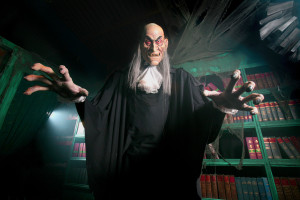 Mr Crowley the Librarian at Manormortis EDITED
