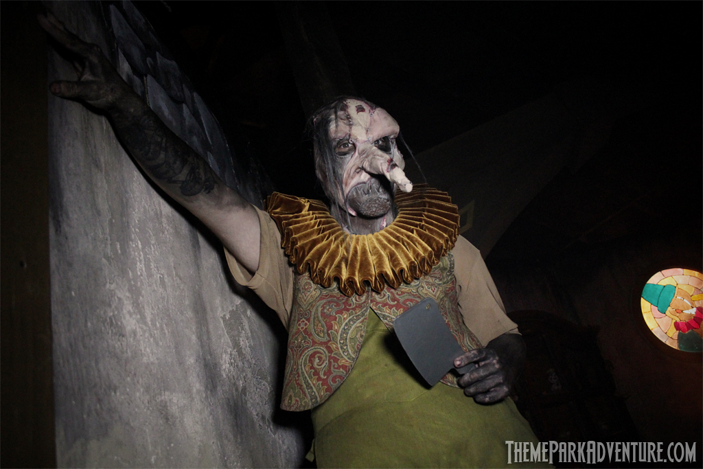 Knott's Scary Farm Pinocchio Unstrung 2013 Review - Theme Park ...