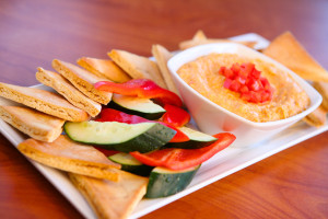 2012-08-Roasted-Red-Pepper-Hummus-PCH-Grill-Paradise-Pier-Hotel