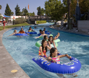 Knott's Soak City Lazy River
