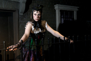 Mary Jane Kelly at the London Dungeon
