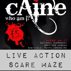 caine poster