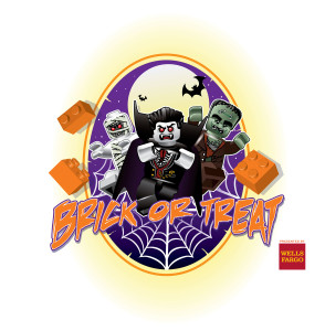 LEGOLAND Florida Brick-or-Treat Logo