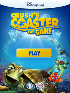 Crush's Coaster, the Game
