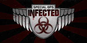Infected Logo BG