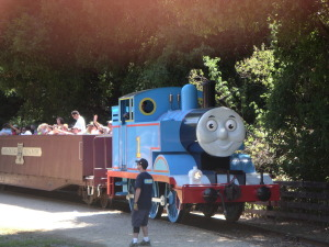 Roaring Camp Railroads' Thomas and Percy's Halloween Party