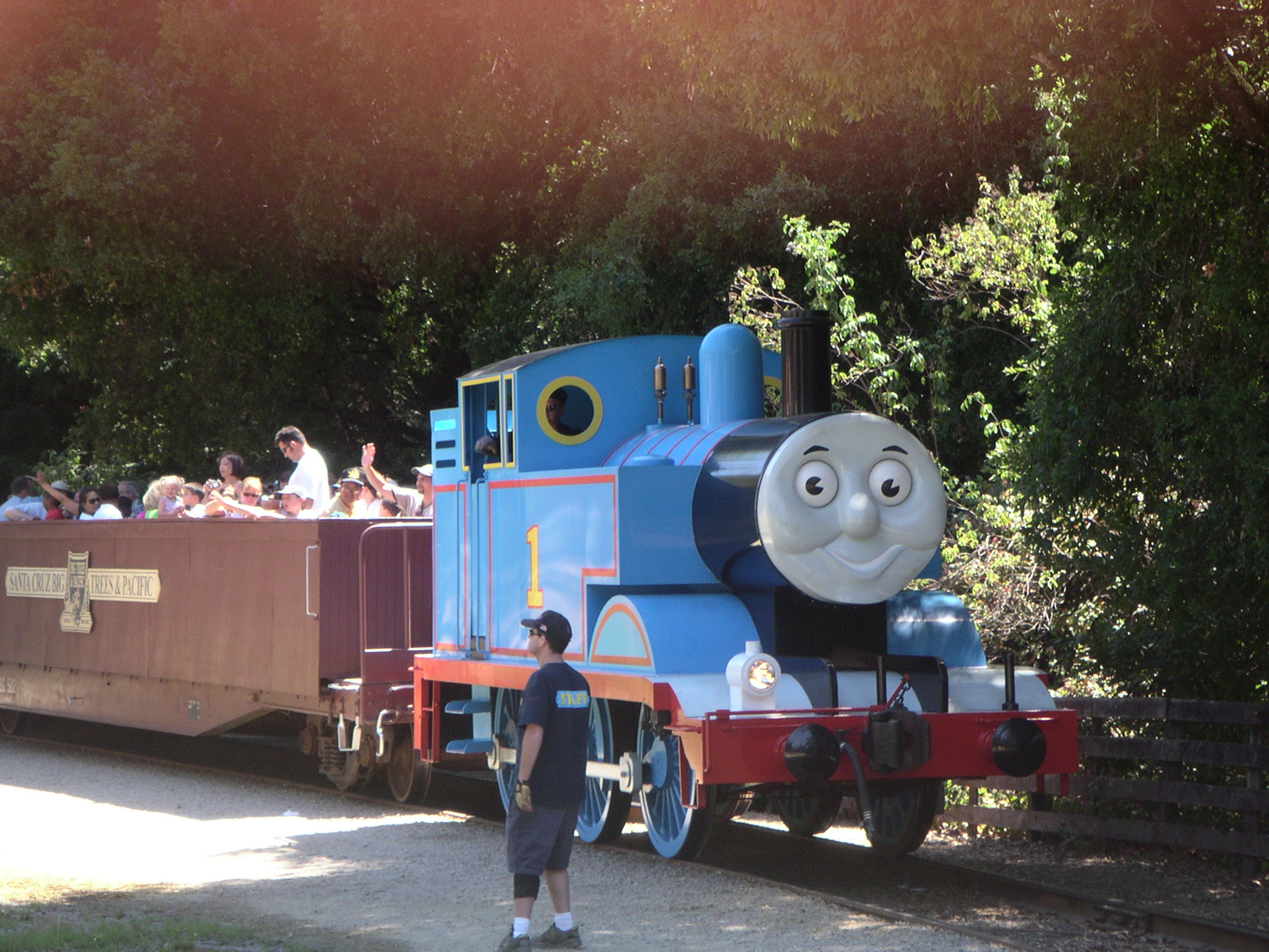 Thomas and Percy's Halloween Party at Roaring Camp Railroads ...