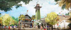 Schussler Creative Restaurant, The BOATHOUSE: Great Food, Waterfront Dining, Dream Boats, to Open in Disney Springs at Walt Disney World Resort in 2015