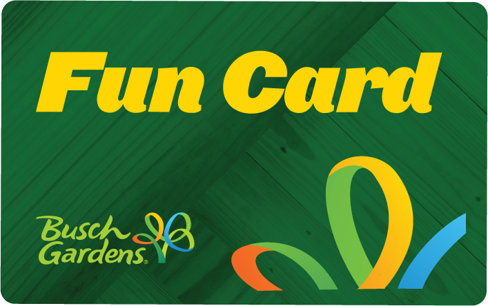 Busch Gardens Tampa 2015 Fun Card Now Available Theme Park Adventure