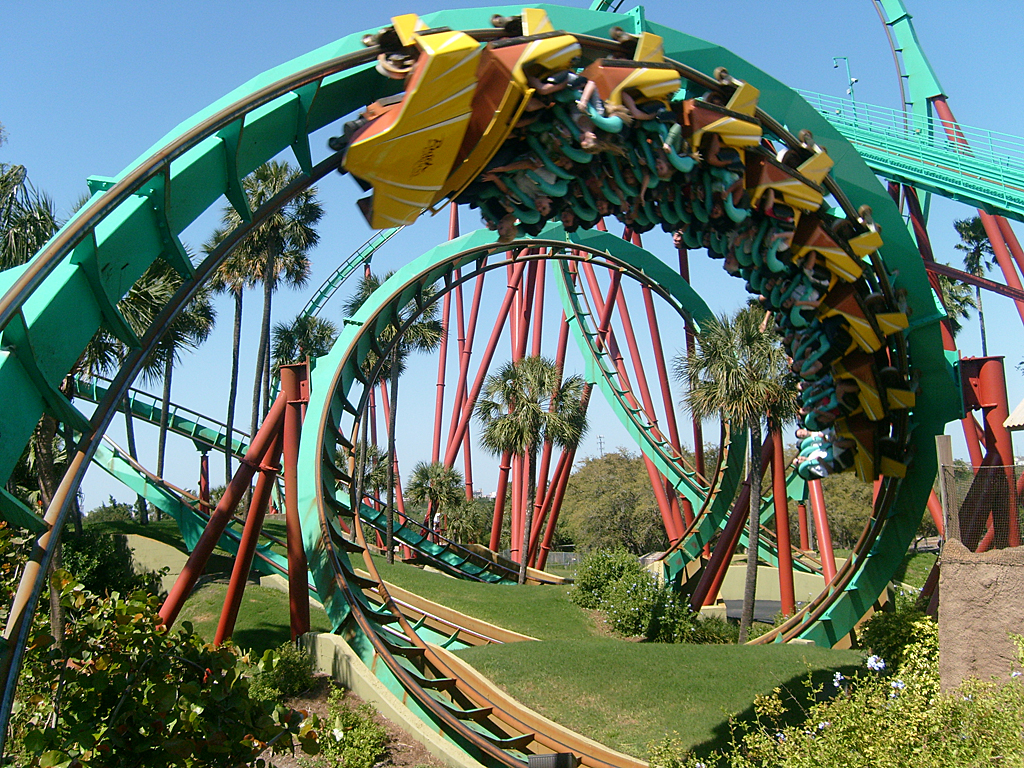 Busch gardens tampa wild friday sale 2014 theme park adventure for Best day go busch gardens tampa