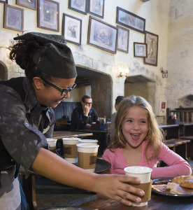 Hot Butterbeer Comes to Universal Orlando