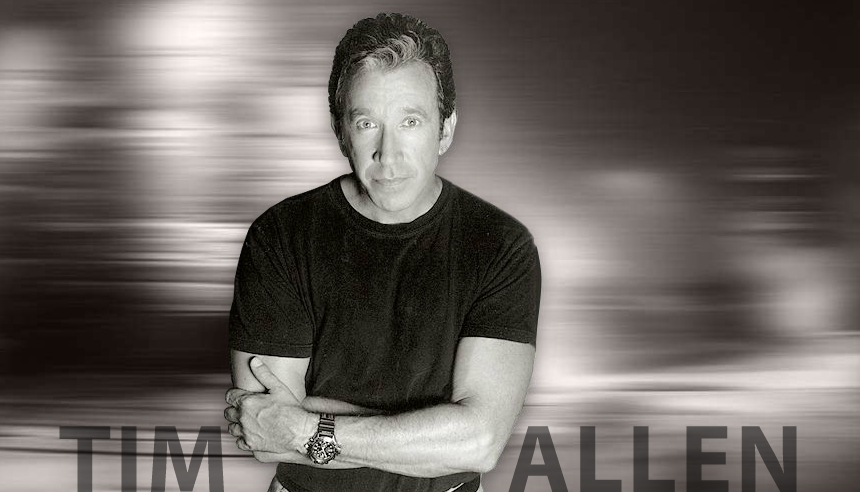 Tim Allen Aces of Comedy at Mirage