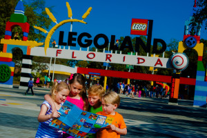 WINTER HAVEN, FL -- LEGOLAND® Florida   (PHOTO / CHIP LITHERLAND)