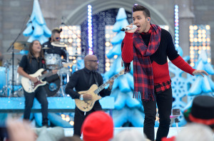 Prince Royce Tapes Disney Parks Frozen Christmas Celebration TV Special