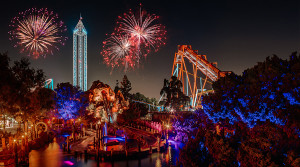 Knott's Berry Farm New Year's Eve