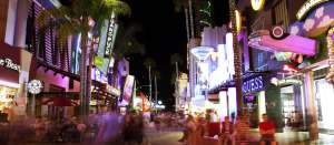 Movie Night offered at Universal CityWalk in Los Angeles on New Year's Eve!