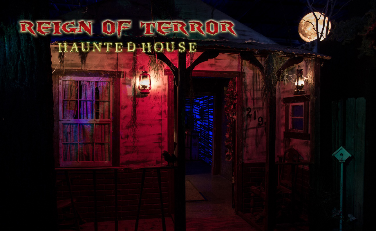 Reign of terror opens friday the 13th to fight cancer for 13 door haunted house