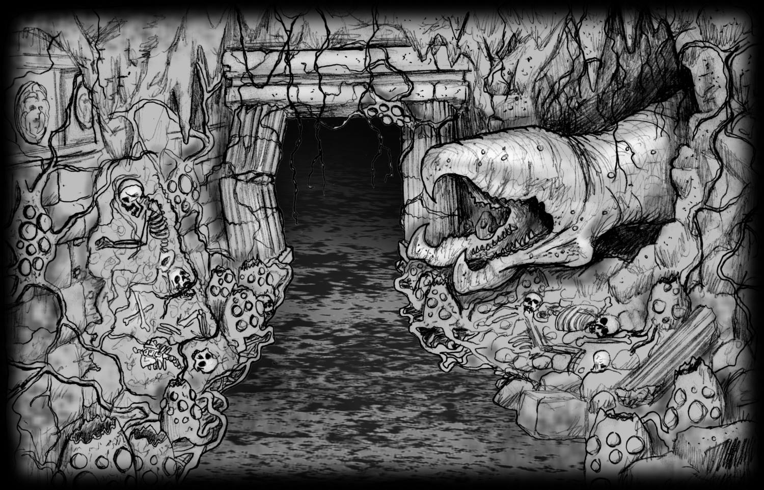 darkness-worm-cave-concept-art