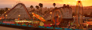 Santa Cruz Beach Boardwalk - looking for a special marriage proposal!