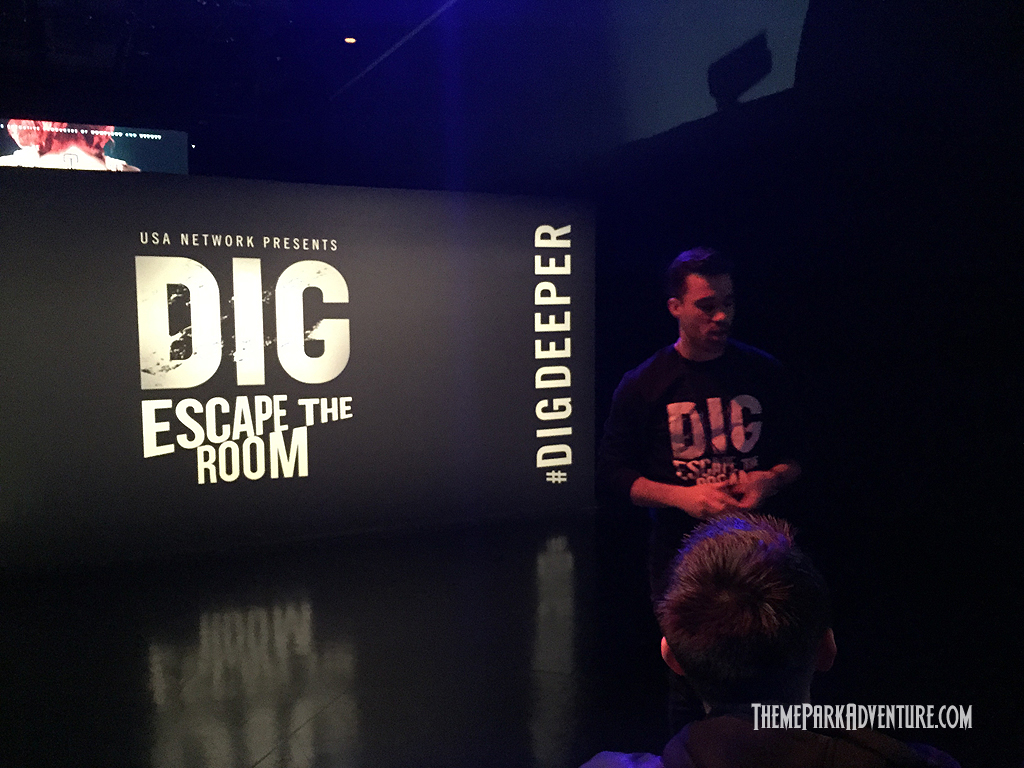 Escape Room Boston The Dig