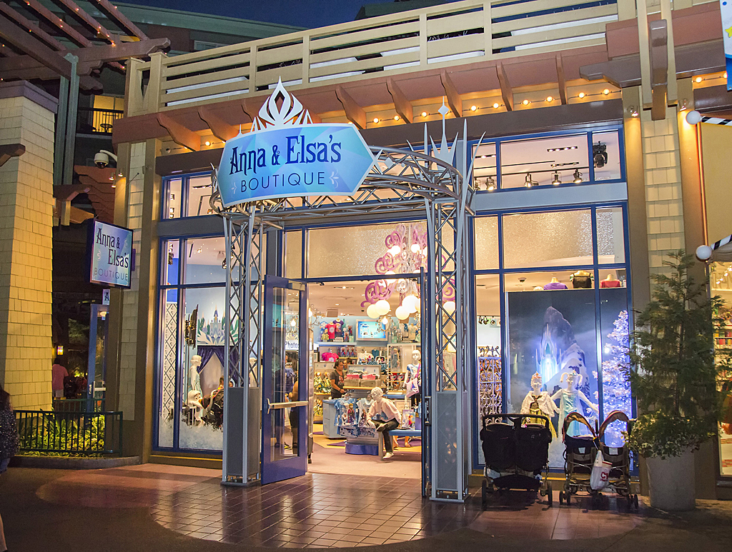 What Restaurants Are In Downtown Disney California