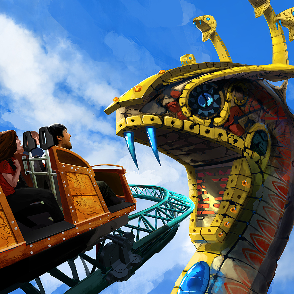 Cobra 39 s curse announced for busch gardens tampa 2016 theme park adventure for Busch gardens tampa bay cobra s curse