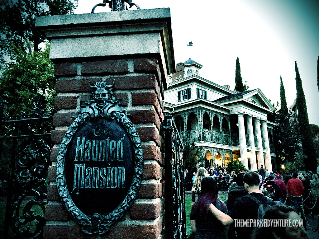 Hatbox Ghost Comes Home To Disneyland S Haunted Mansion