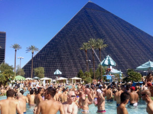 Temptation Sundays at Luxor Las Vegas