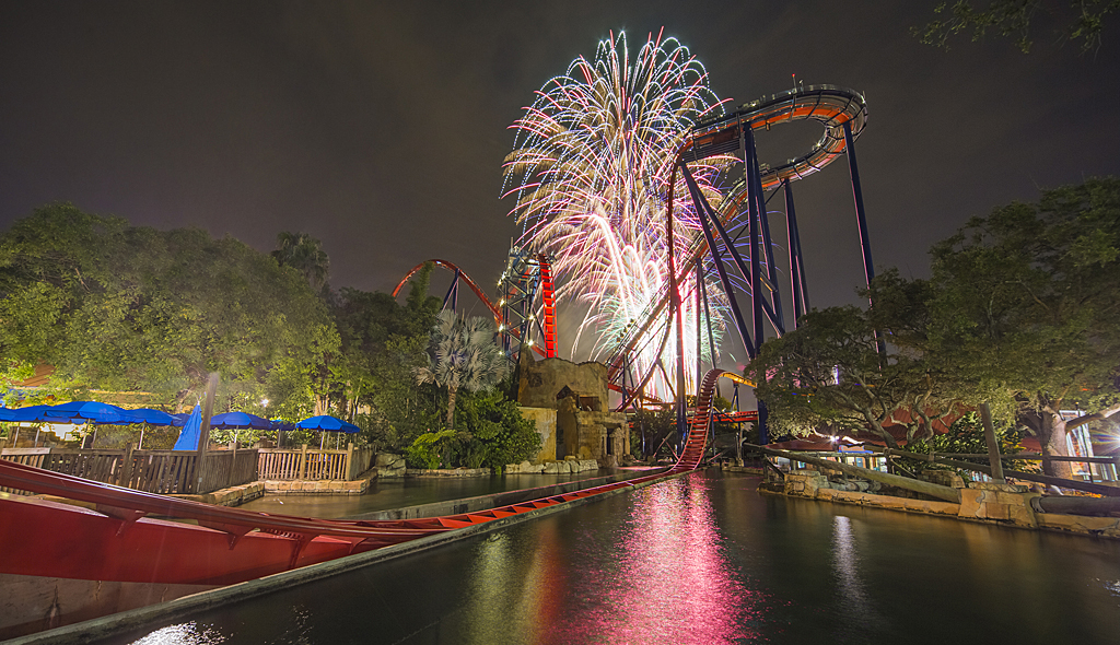 Busch Gardens Tampa Offering Extended Hours And Fireworks Over Labor Day Weekend 2017 Theme Park Adventure