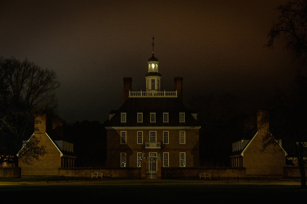 Where Are The Ghost Tours In Williamsburg Va