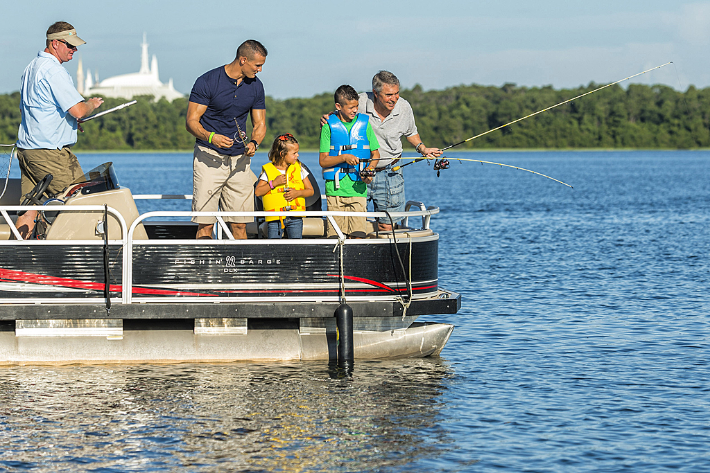 Father 39 s day ideas at walt disney world resort theme for Fishing at disney world
