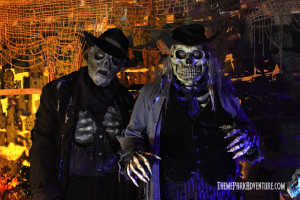 Boot Hill Spooks
