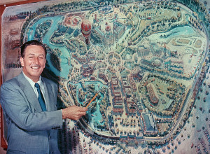 Disneyland Unveiled Walt Disney