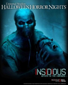 Halloween Horror Nights Insidious Maze
